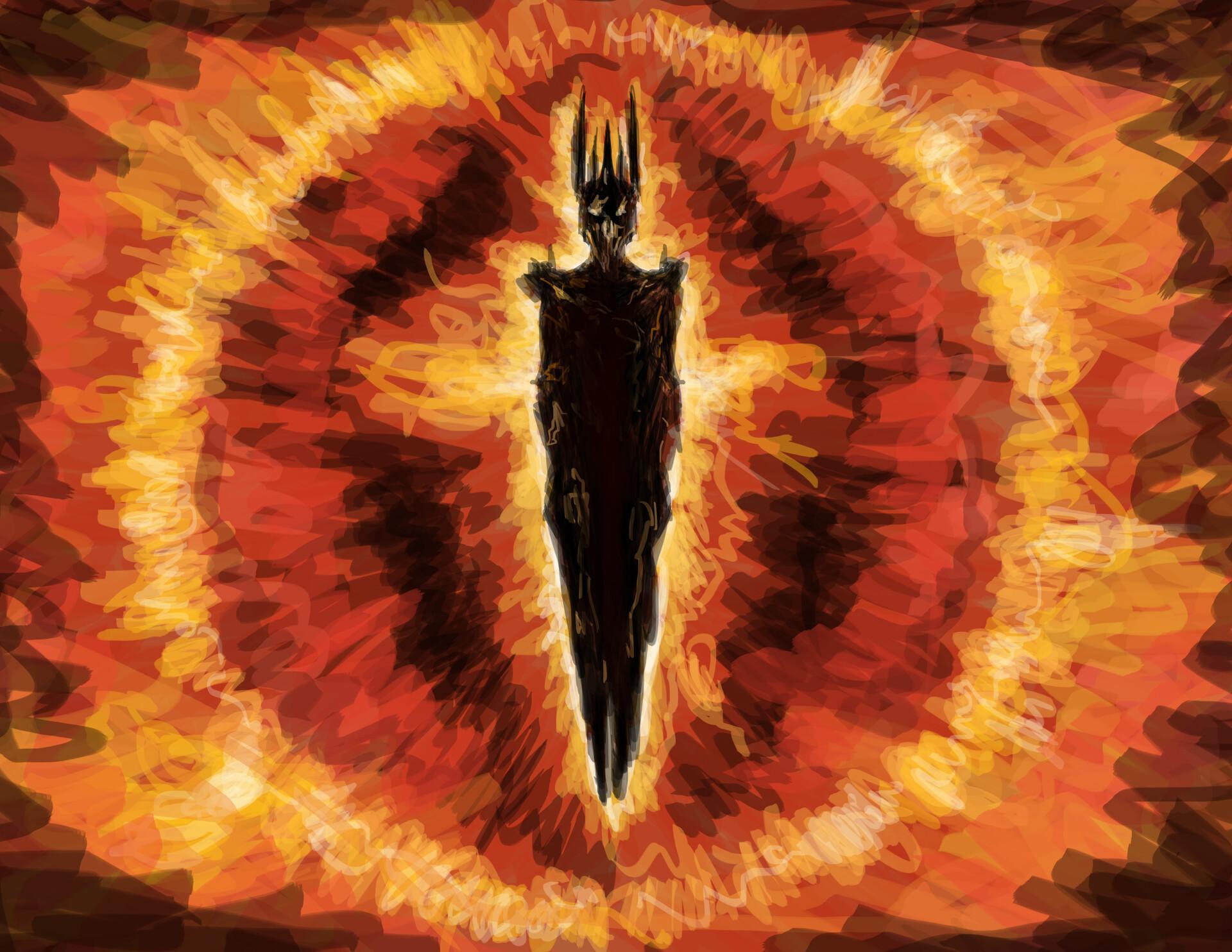 📖 Eye of Sauron   The Tolkien Forum Wiki 📖